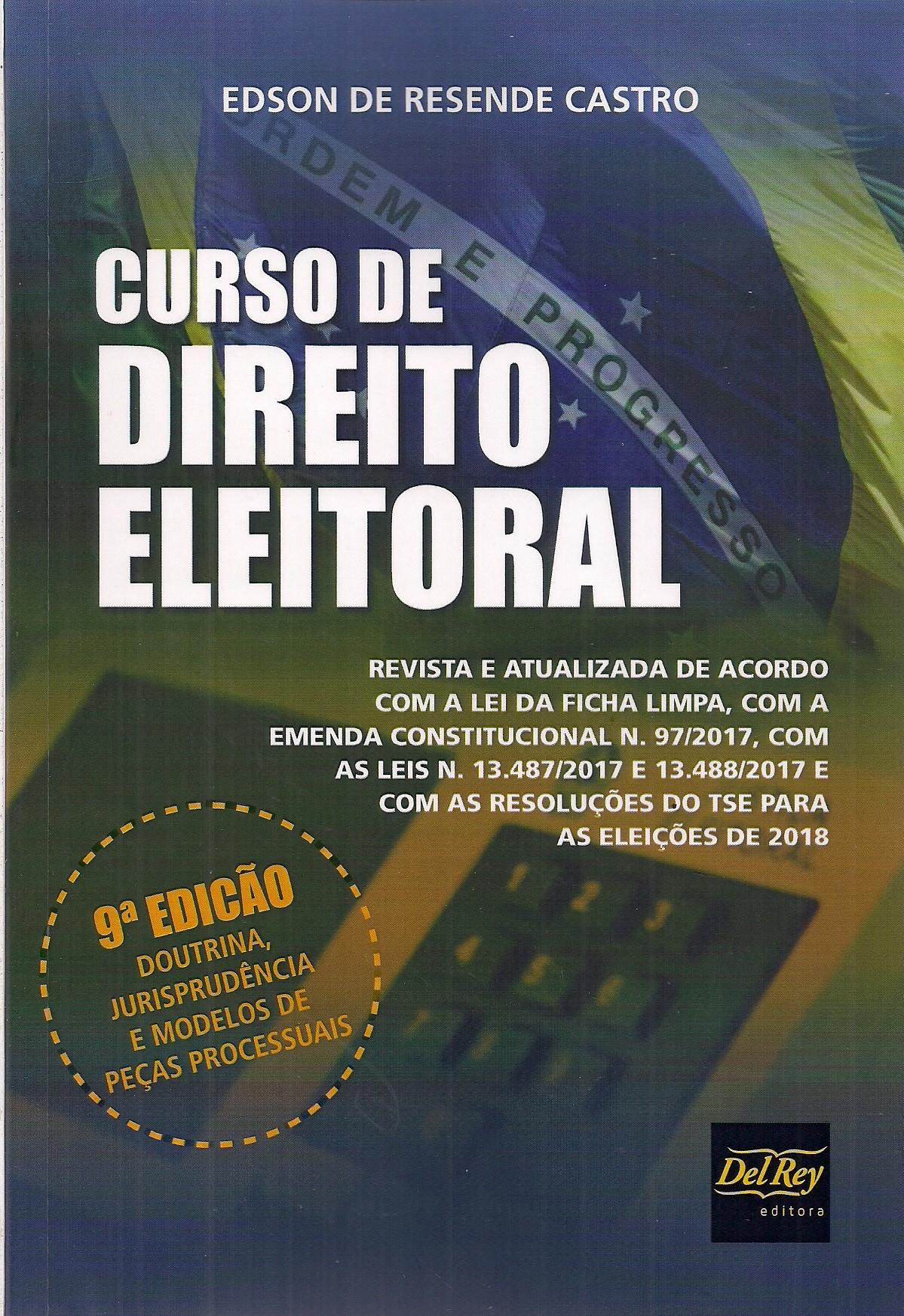 Foto 1 - Curso de Direito Eleitoral