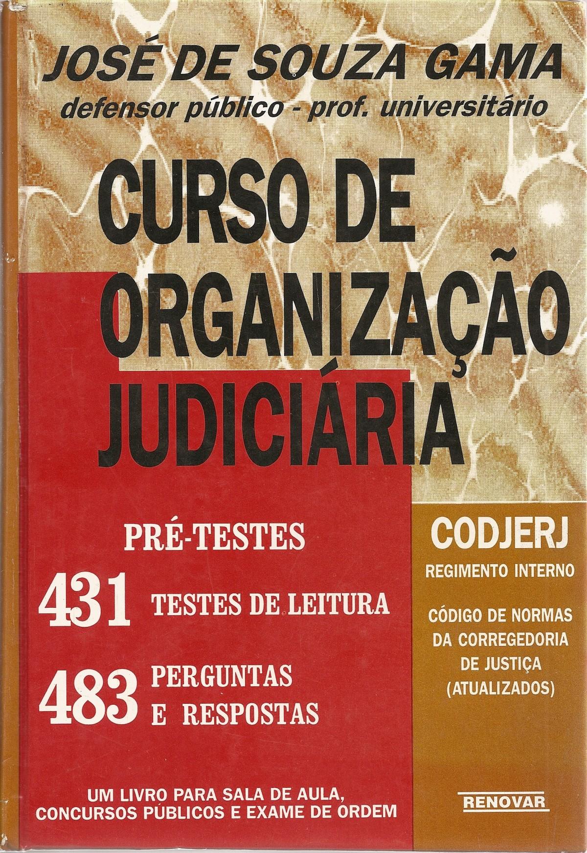 Foto 1 - Curso de Organização Jurídica