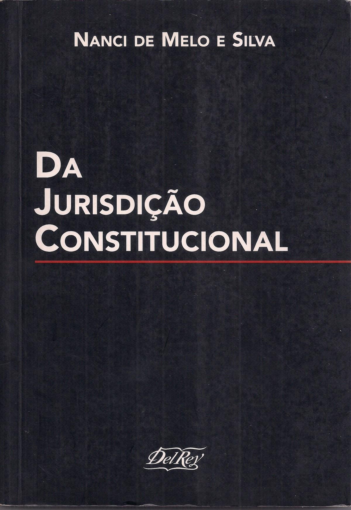 Foto 1 - Da Jurisdição Constitucional