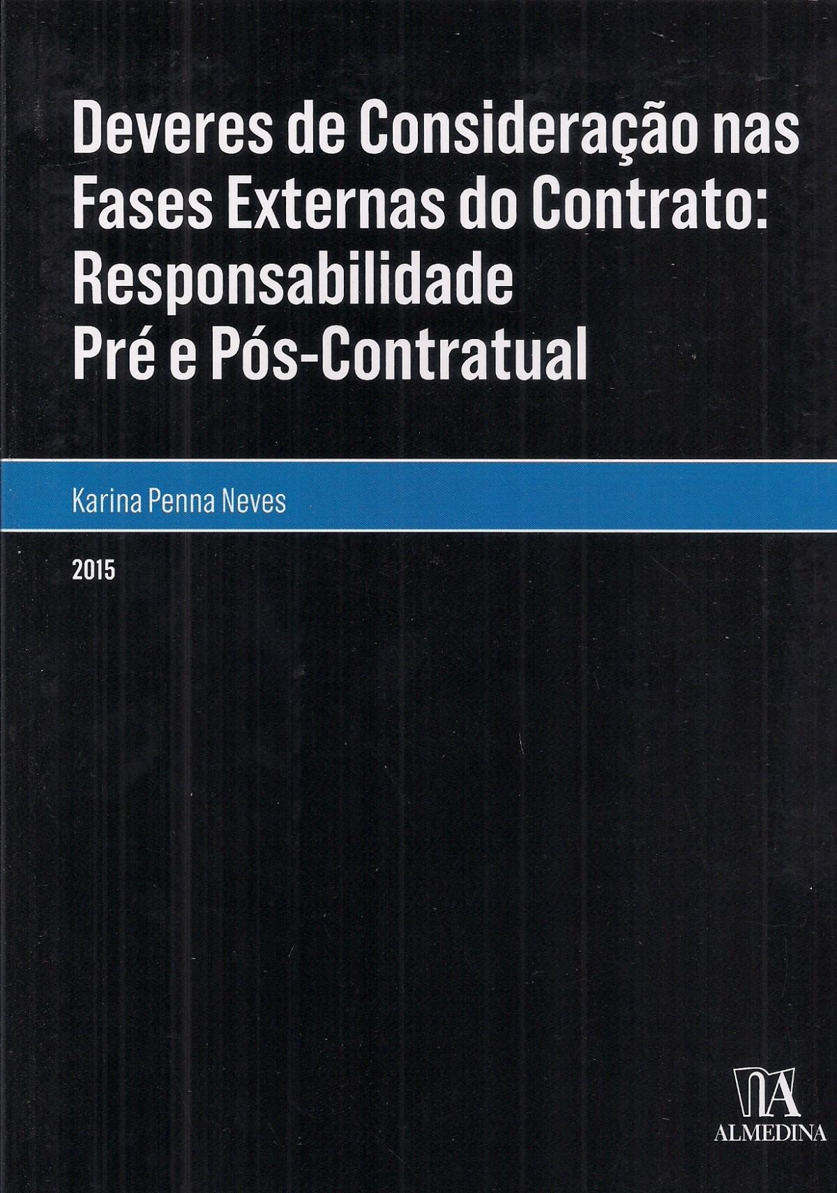 Foto 1 - Deveres de Consideração nas Fases externas do Contrato: Responsabilidade pré e pós-contratual