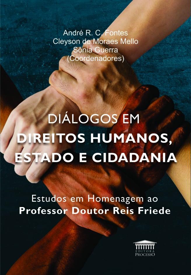 Foto 1 - Diálogos em Direitos Humanos, Estado e Cidadania