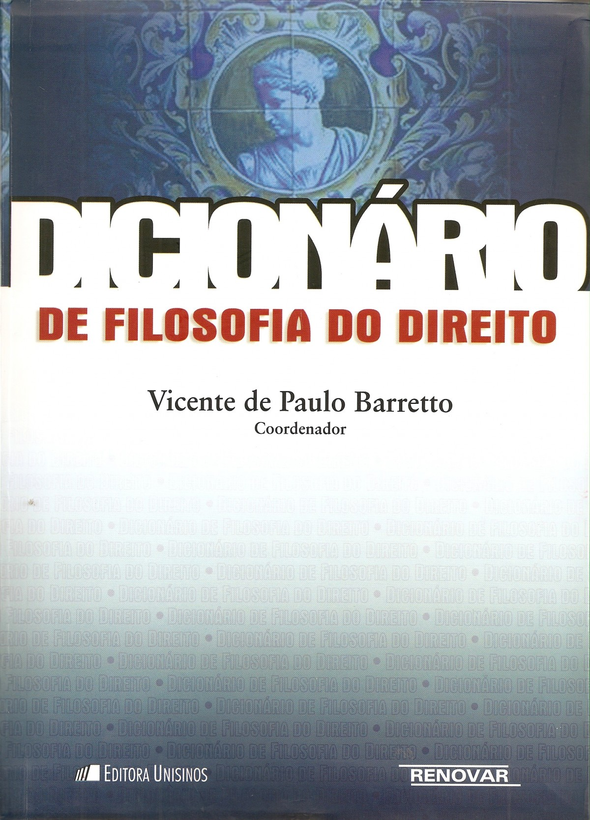 Foto 1 - Dicionário de Filosofia do Direito