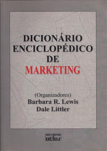 Foto 1 - Dicionário Enciclopédico de Marketing