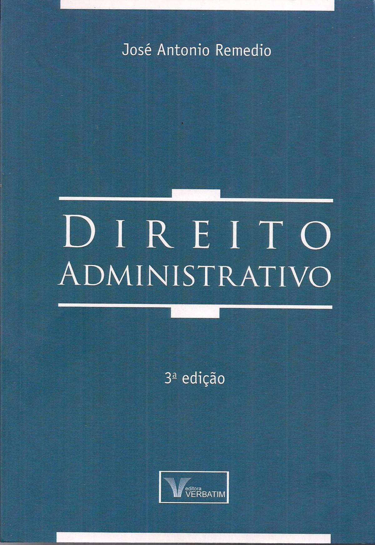 Foto 1 - Direito Administrativo