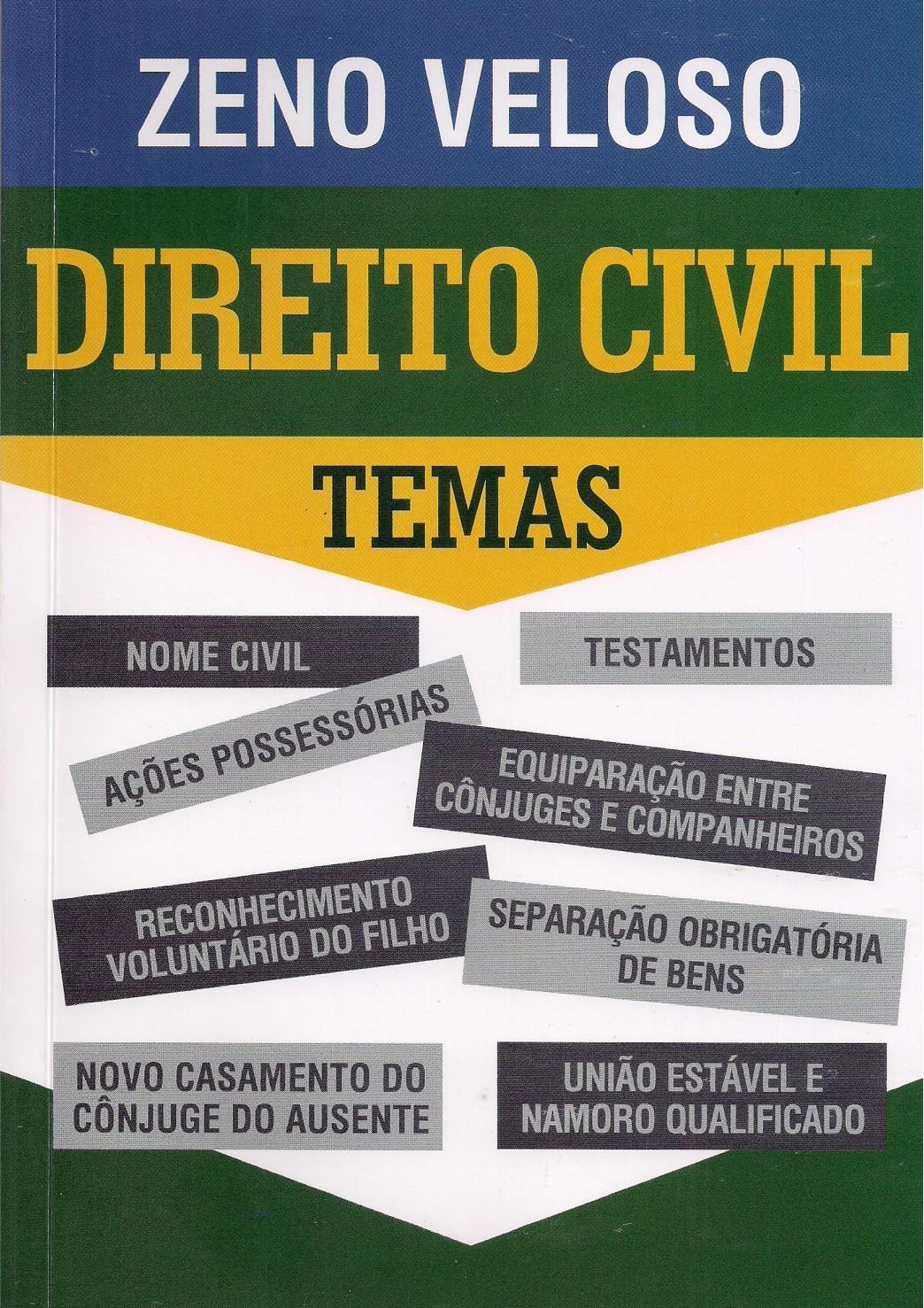 Foto 1 - Direito Civil - Temas