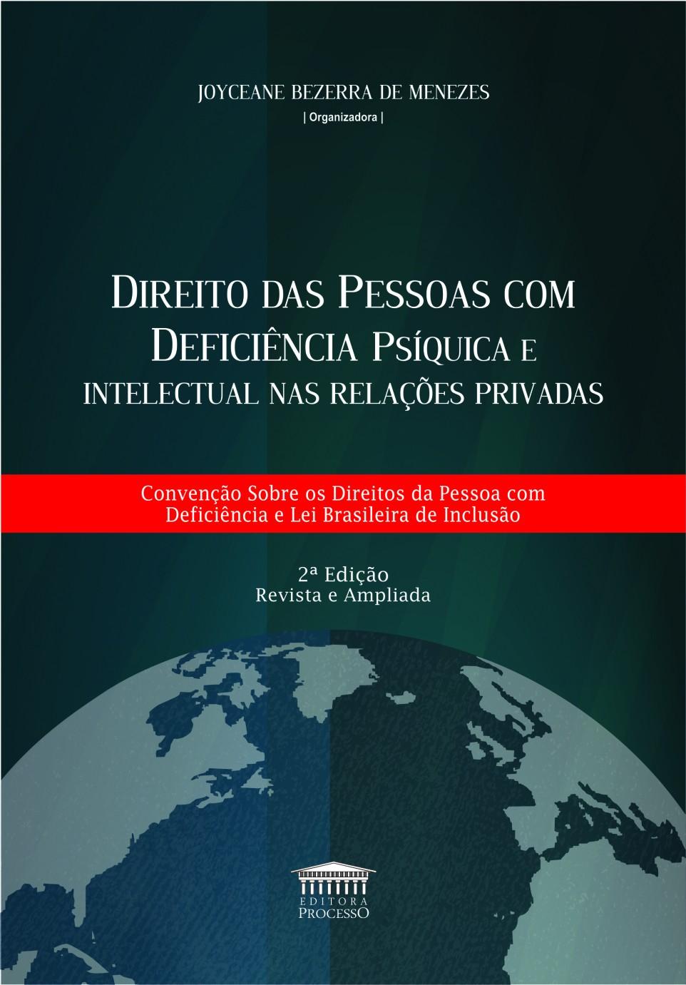Foto 1 - Direito das Pessoas com Deficiência Psíquica e Intelectual nas Relações Privadas - 2ª Edição