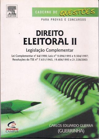 Foto 1 - Direito Eleitoral II