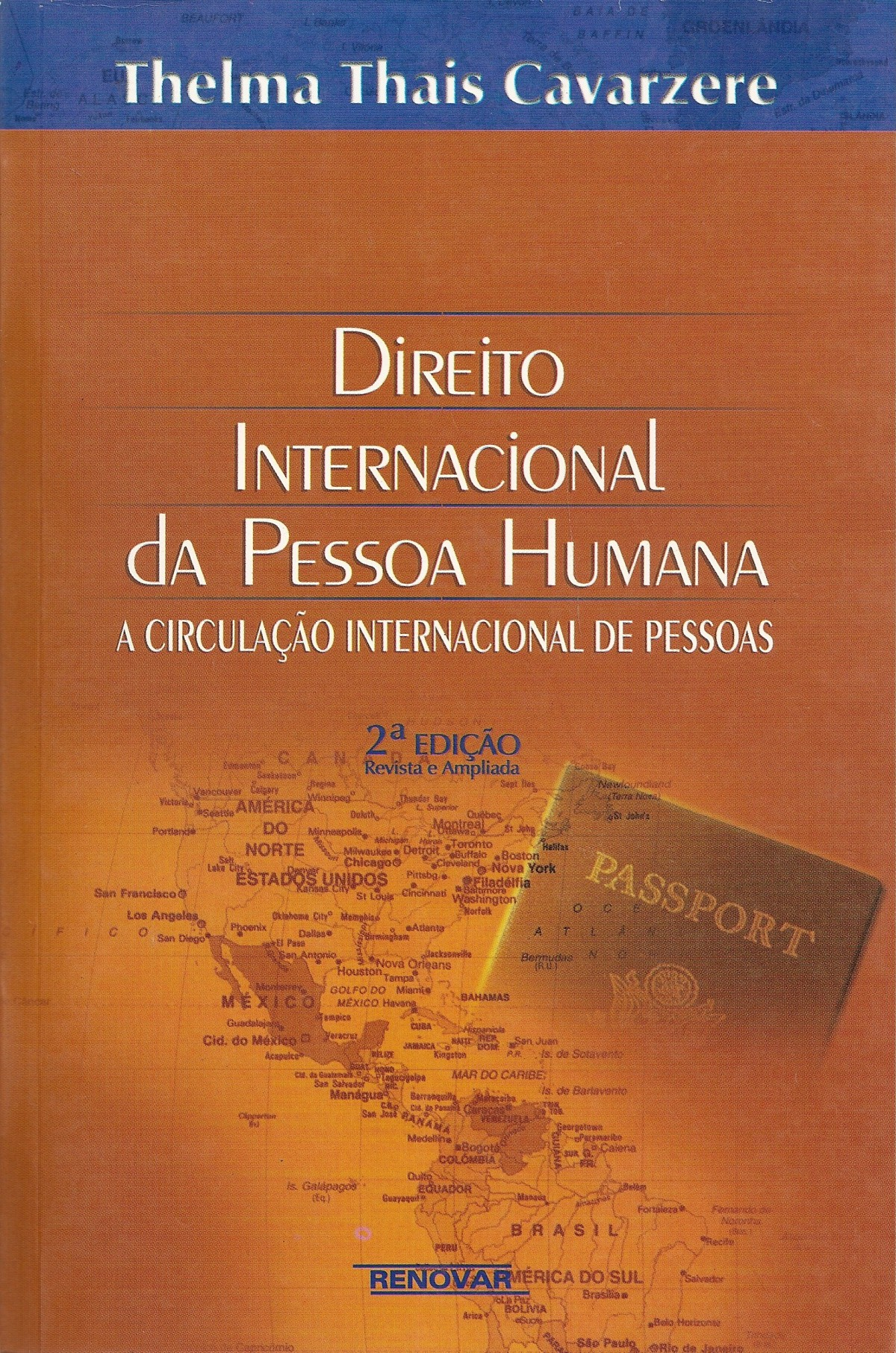 Foto 1 - Direito Internacional da Pessoa Humana - A Circulação Internacional de Pessoas