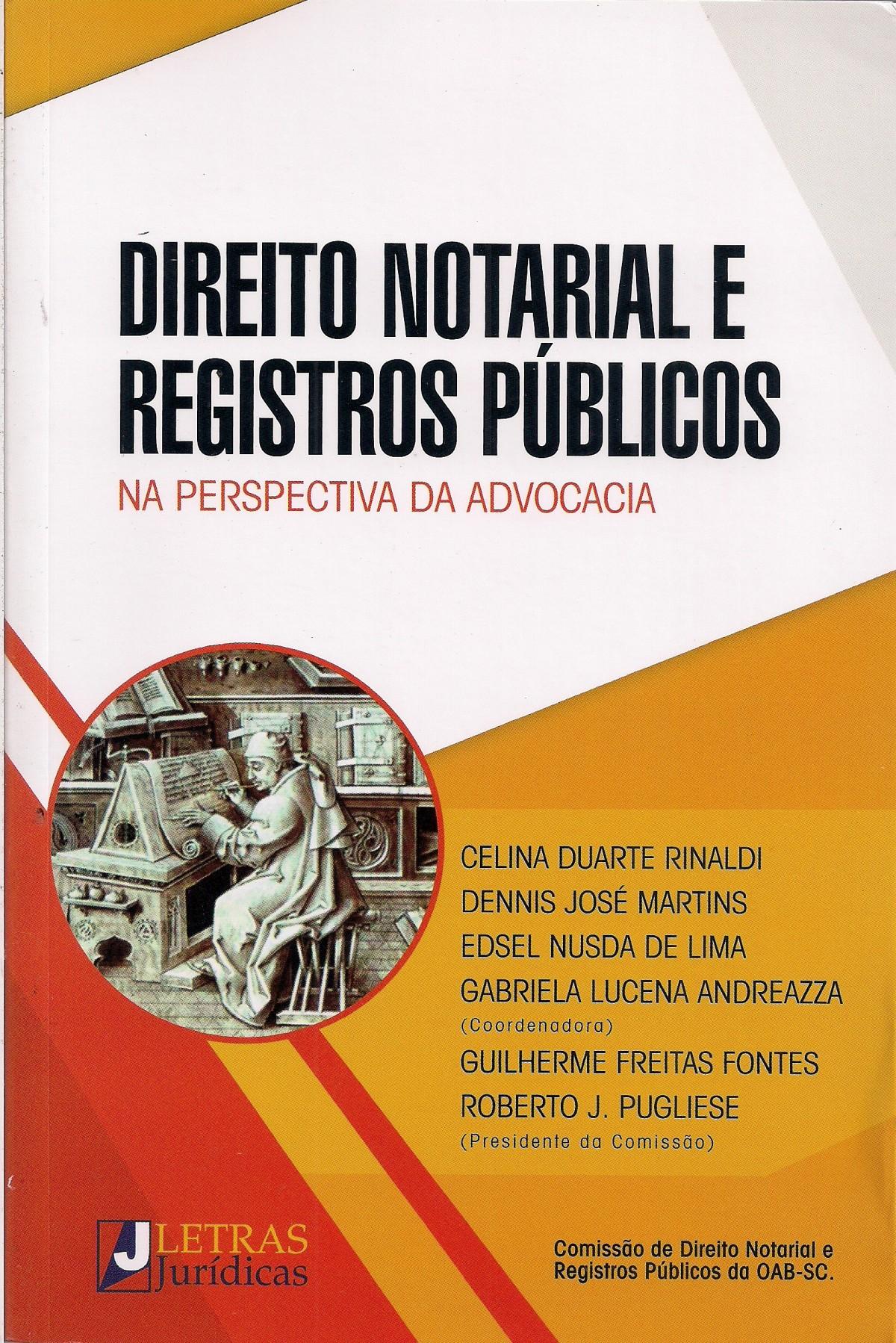 Foto 1 - Direito Notarial e Registros Públicos