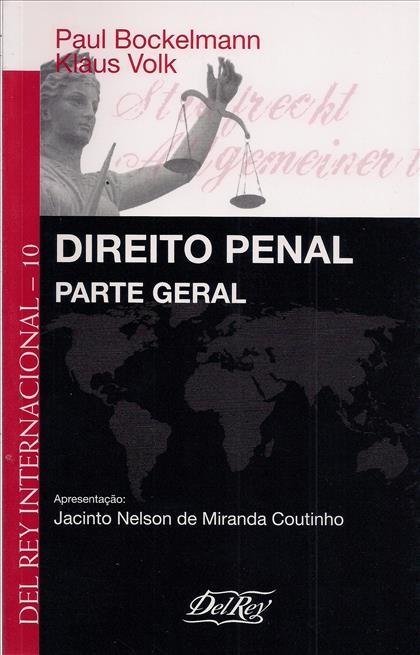 Foto 1 - Direito Penal - Parte Geral