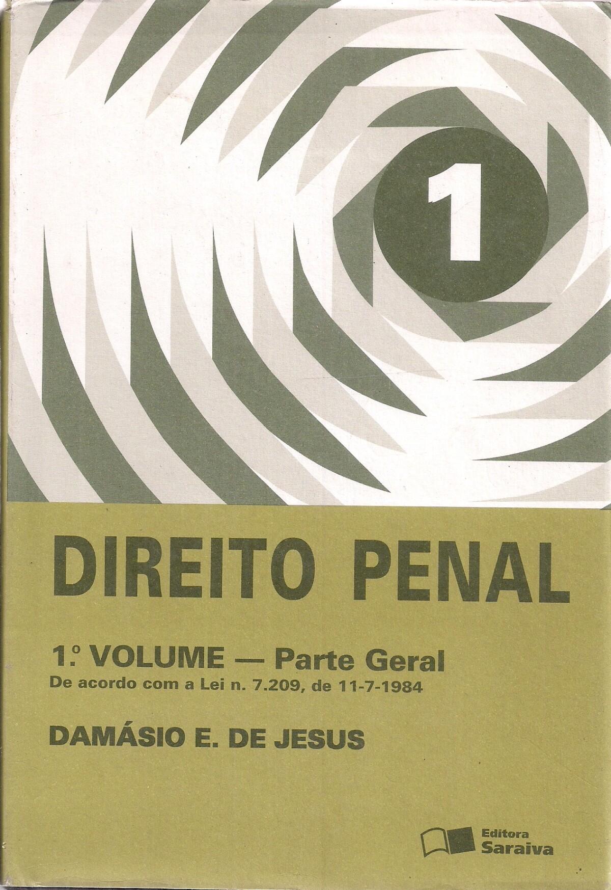 Foto 1 - Direito Penal Volume 1