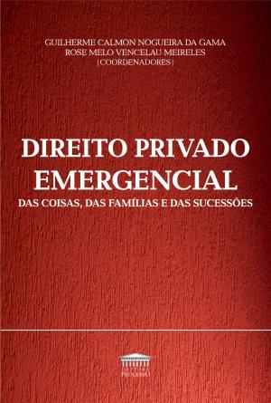 Direito Privado Emergencial das Coisas, das Famílias e das Sucessões