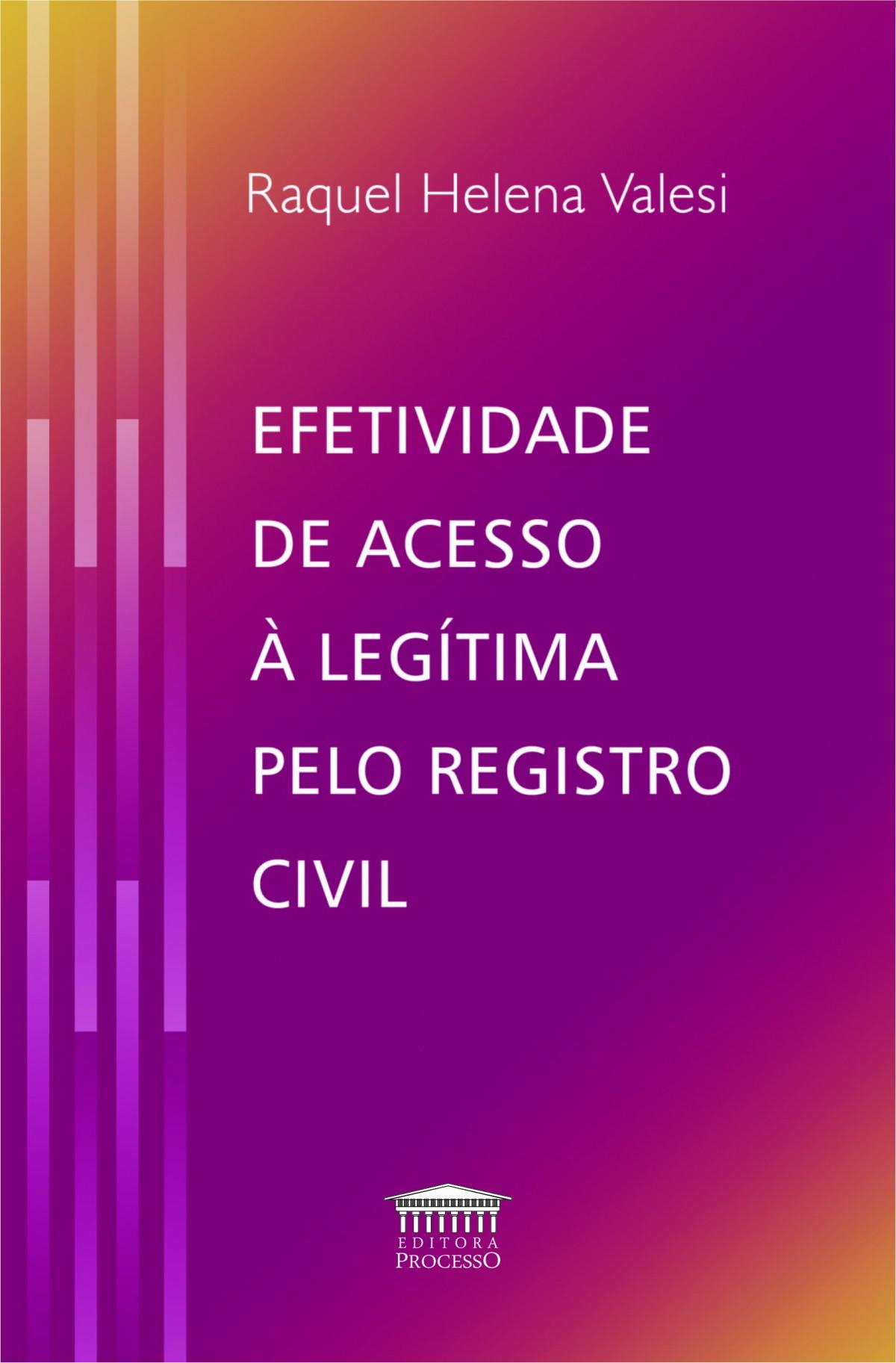 Foto 1 - Efetividade de Acesso à Legítima pelo Registro Civil