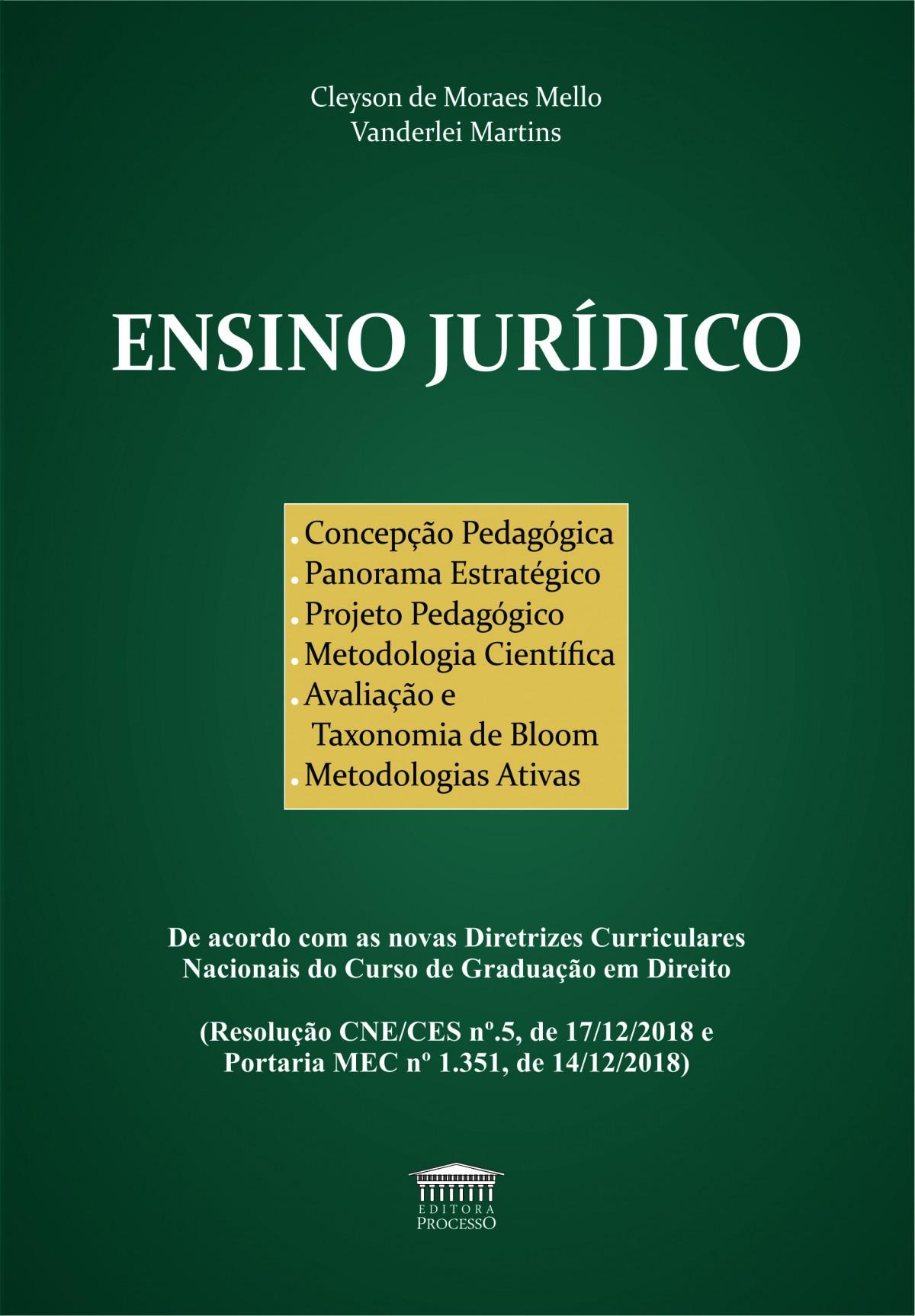 Foto 1 - Ensino Jurídico