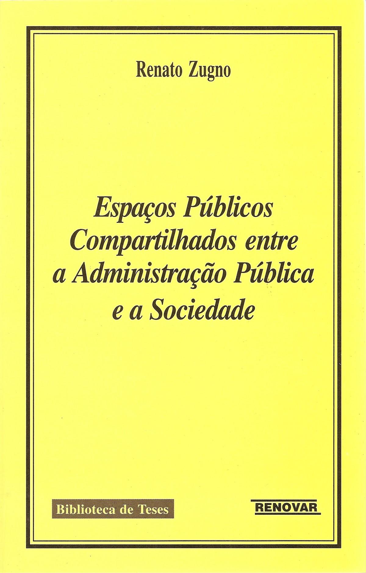 Foto 1 - Espaços Públicos Compartilhados entre a Administração Pública e a Sociedade
