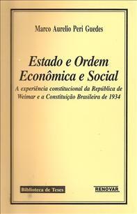 Foto 1 - Estado e Ordem Econômica e Social