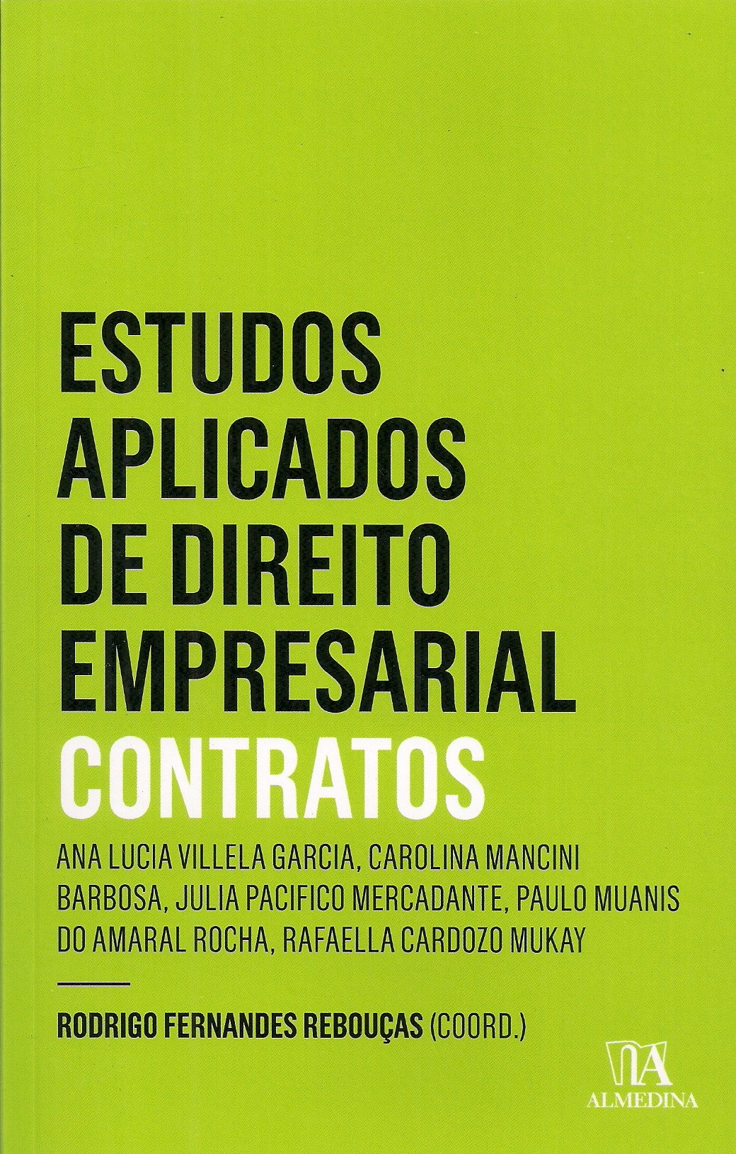 Foto 1 - Estudos aplicados de Direito Empresarial - Contratos - Ano 1 - N°4