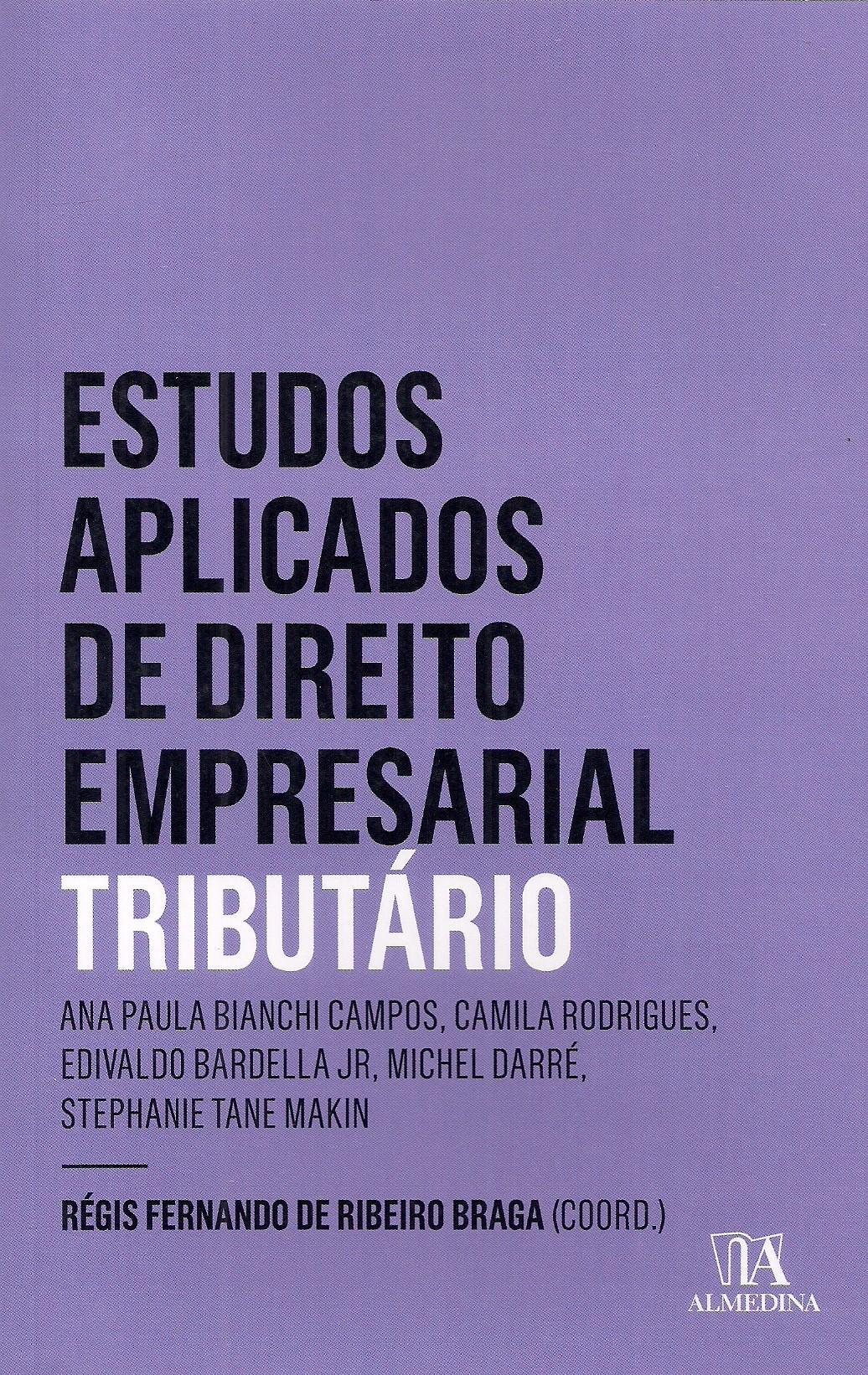 Foto 1 - Estudos Aplicados de Direito Empresarial - Tributário