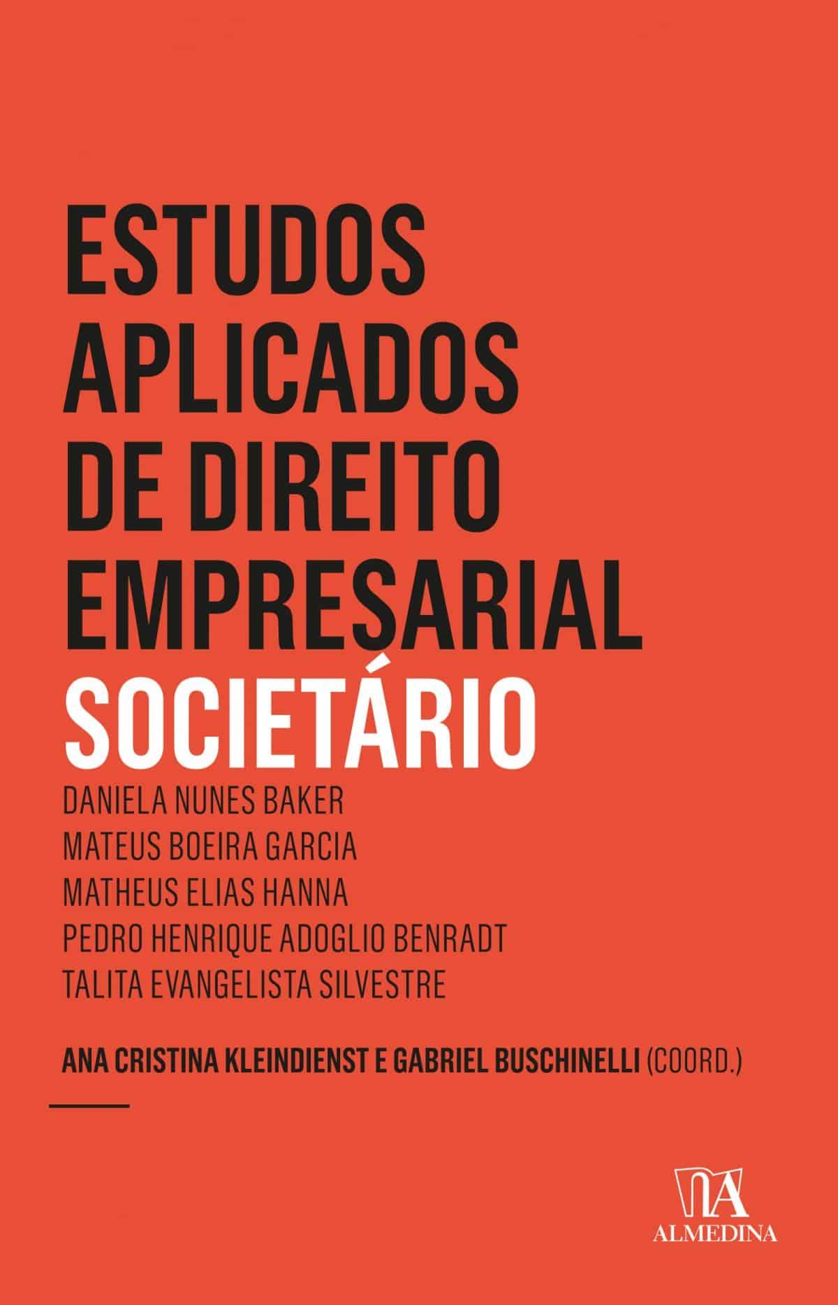 Foto 1 - Estudos Aplicados de Direito Empresarial Societário