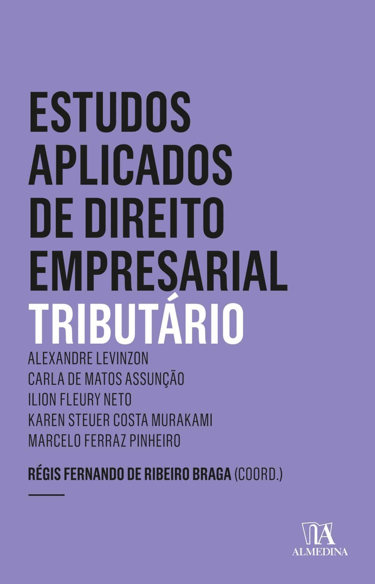 Foto 1 - Estudos Aplicados de Direito Empresarial Tributário