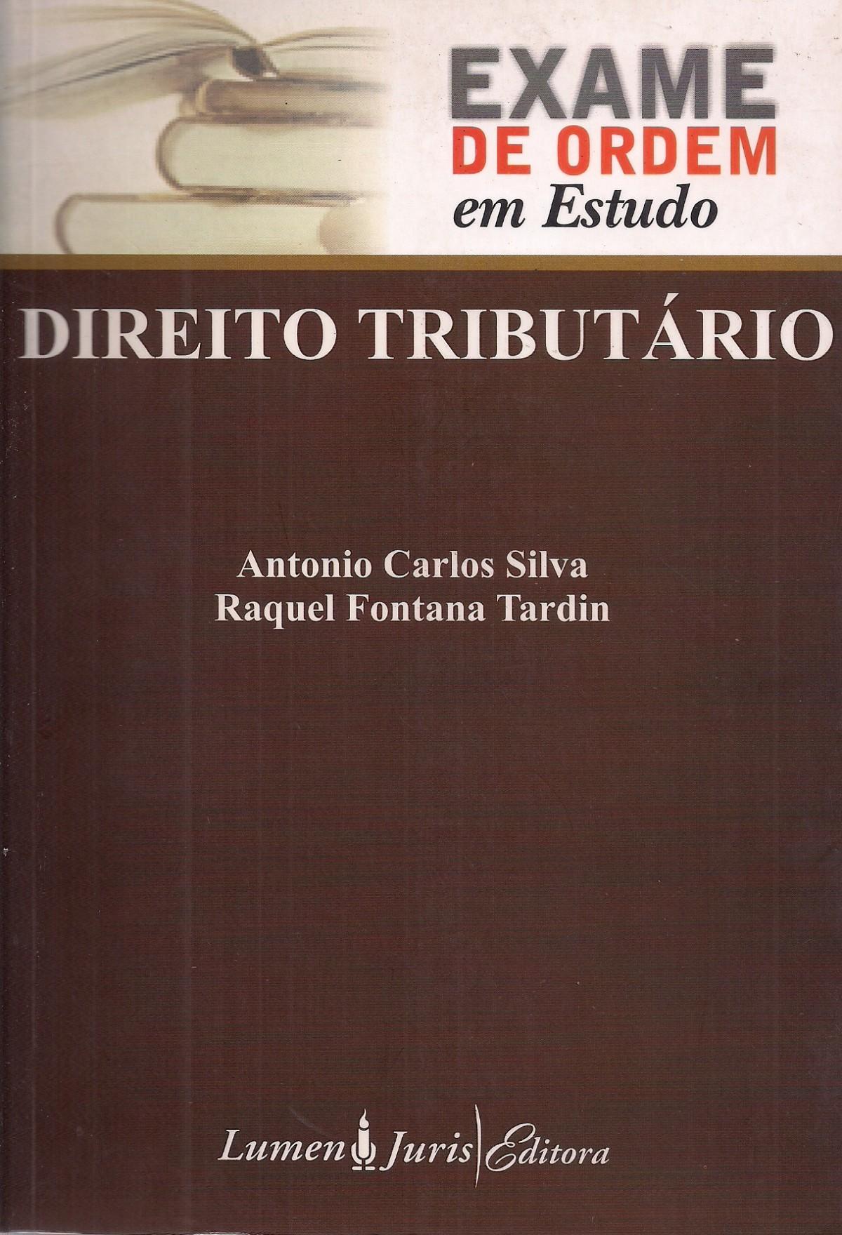 Foto 1 - Exame de Ordem Em Estudo - Direito Tributário