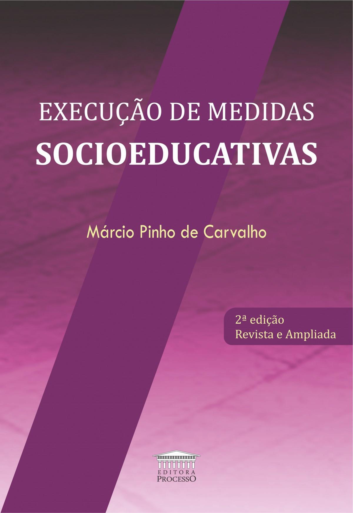 Foto 1 - Execução de Medidas Socioeducativas - 2ª edição