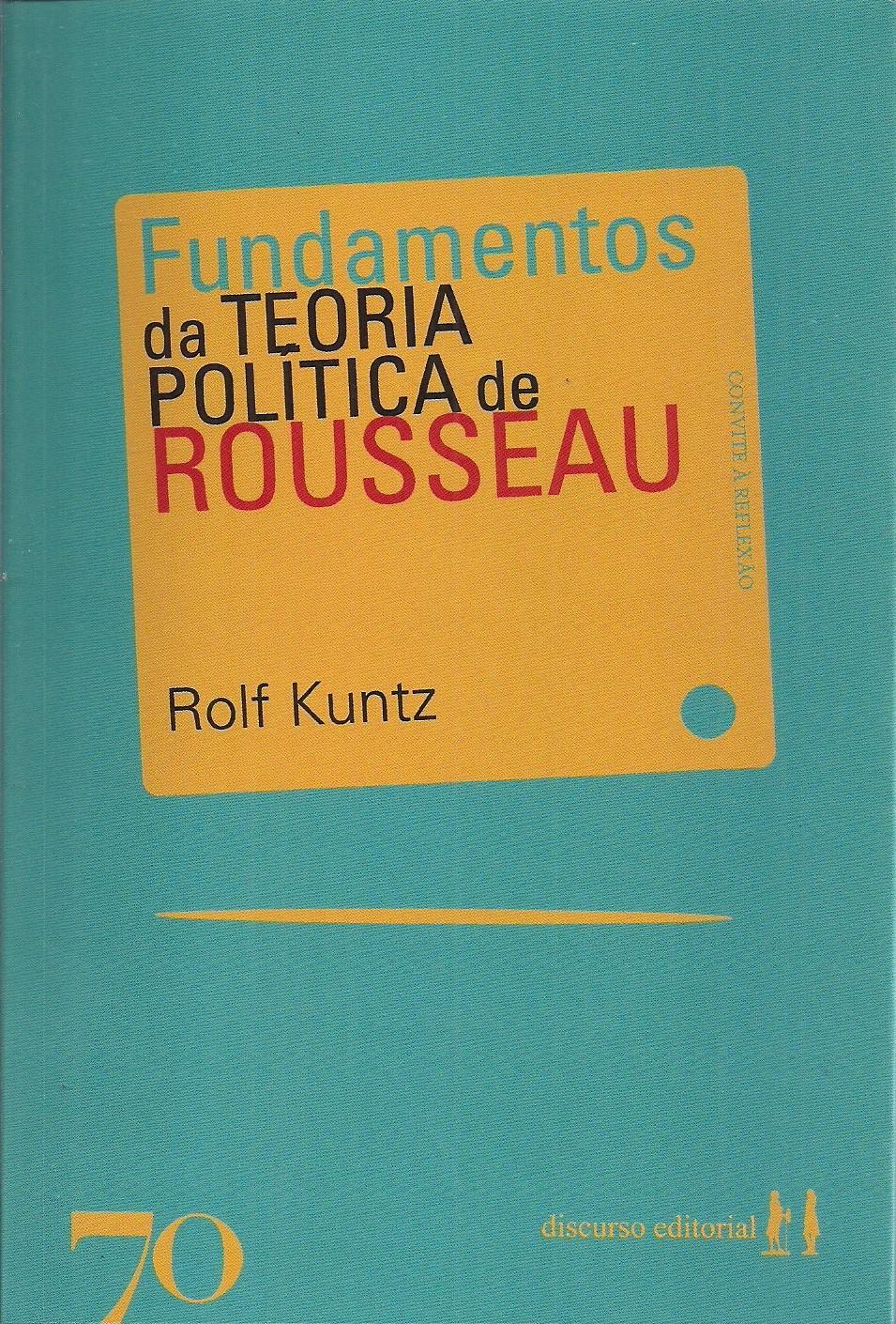 Foto 1 - Fundamentos da Teoria Política de Rosseau