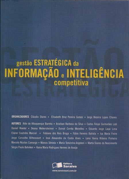 Foto 1 - Gestão Estratégica da Informação e Inteligência Competitiva