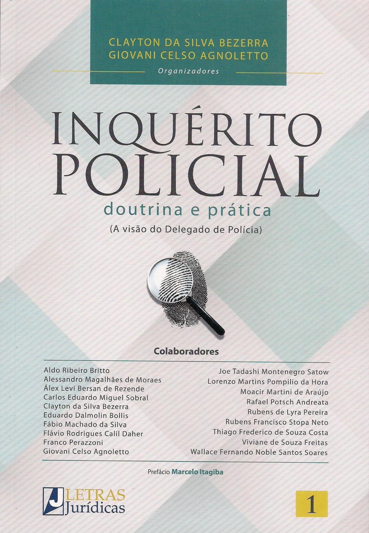 Foto 1 - Inquérito Policial - Doutrina e Prática