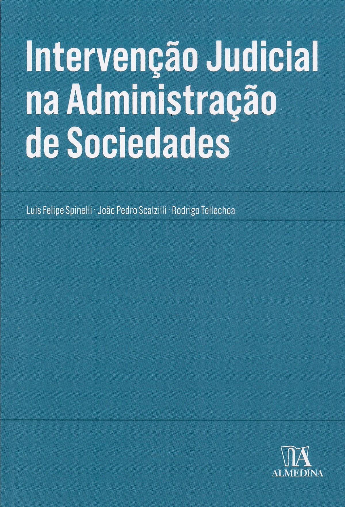 Foto 1 - Intervenção Judicial na Administração de Sociedades