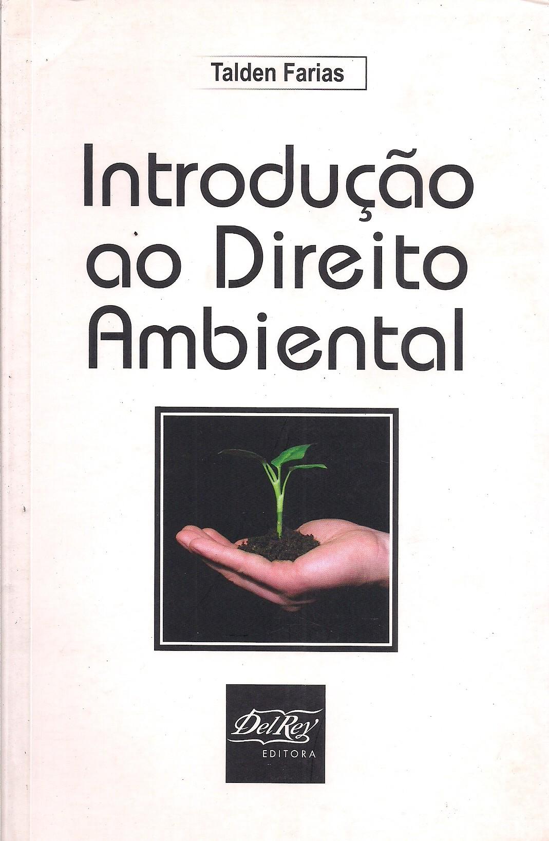 Foto 1 - Introdução ao Direito Ambiental