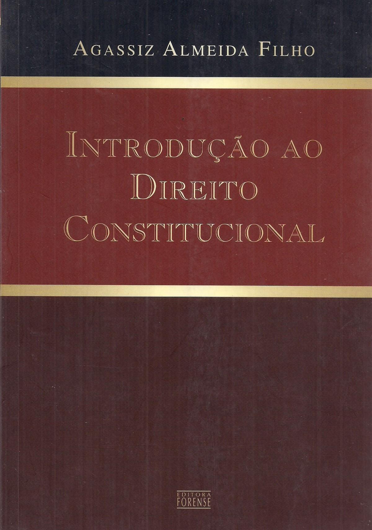 Foto 1 - Introdução ao Direito Constitucional