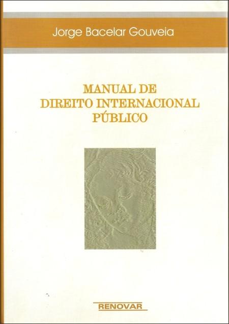 Foto 1 - Manual de Direito Internacional Público