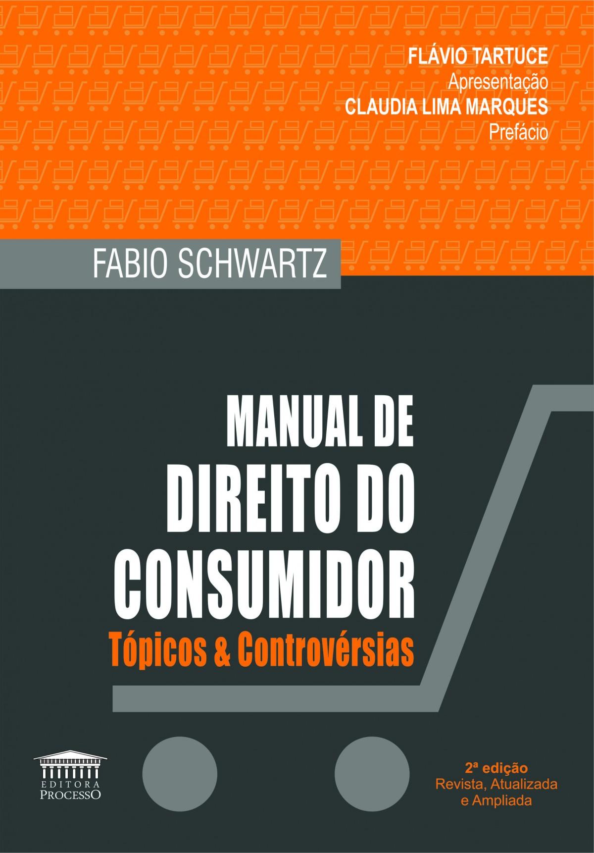 Foto 1 - Manual de Direito do Consumidor - 2ª Edição