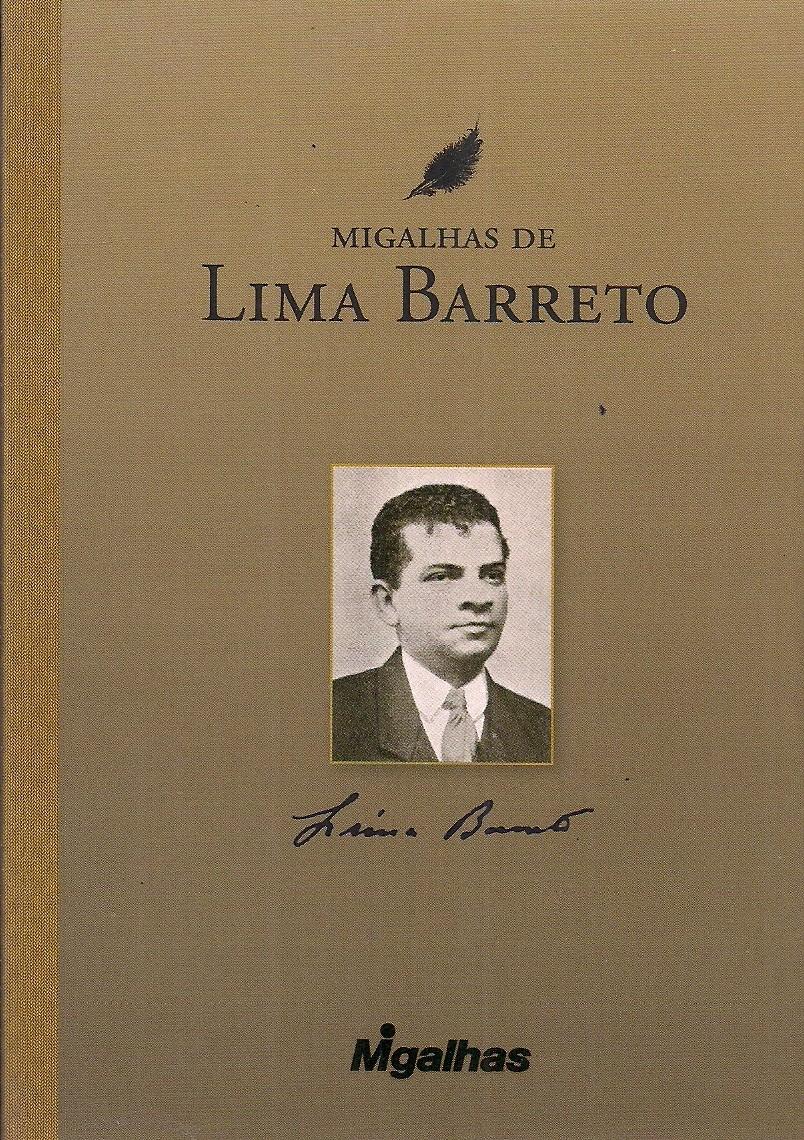 Foto 1 - Migalhas de Lima Barreto
