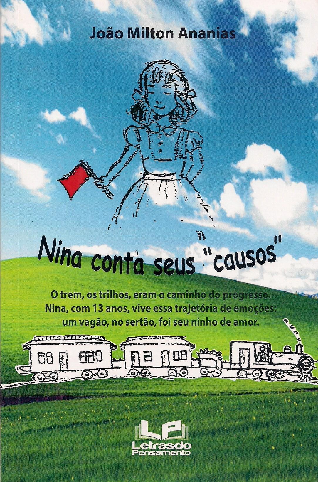 "Foto 1 - Nina Conta Seus ""Causos"""