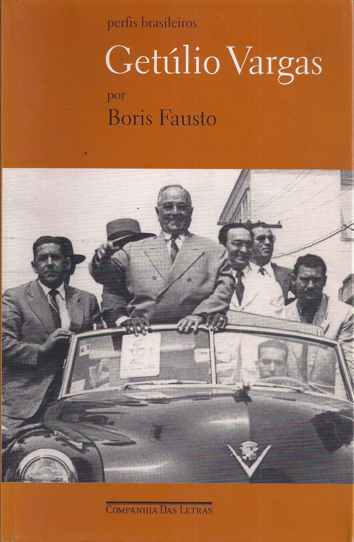 Foto 1 - Perfis Brasileiros - Getúlio Vargas