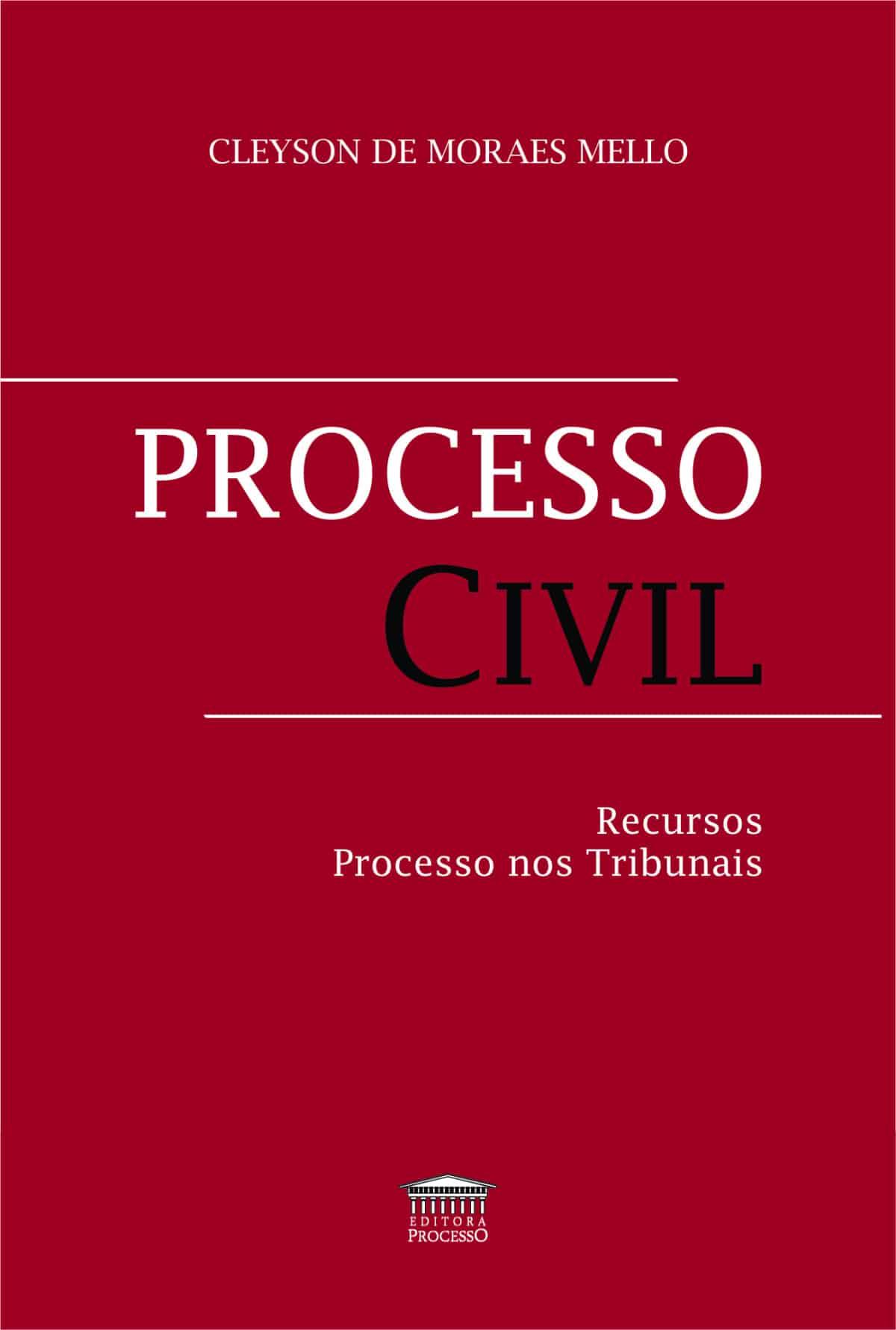 Foto 1 - Processo Civil - recursos processo nos tribunais