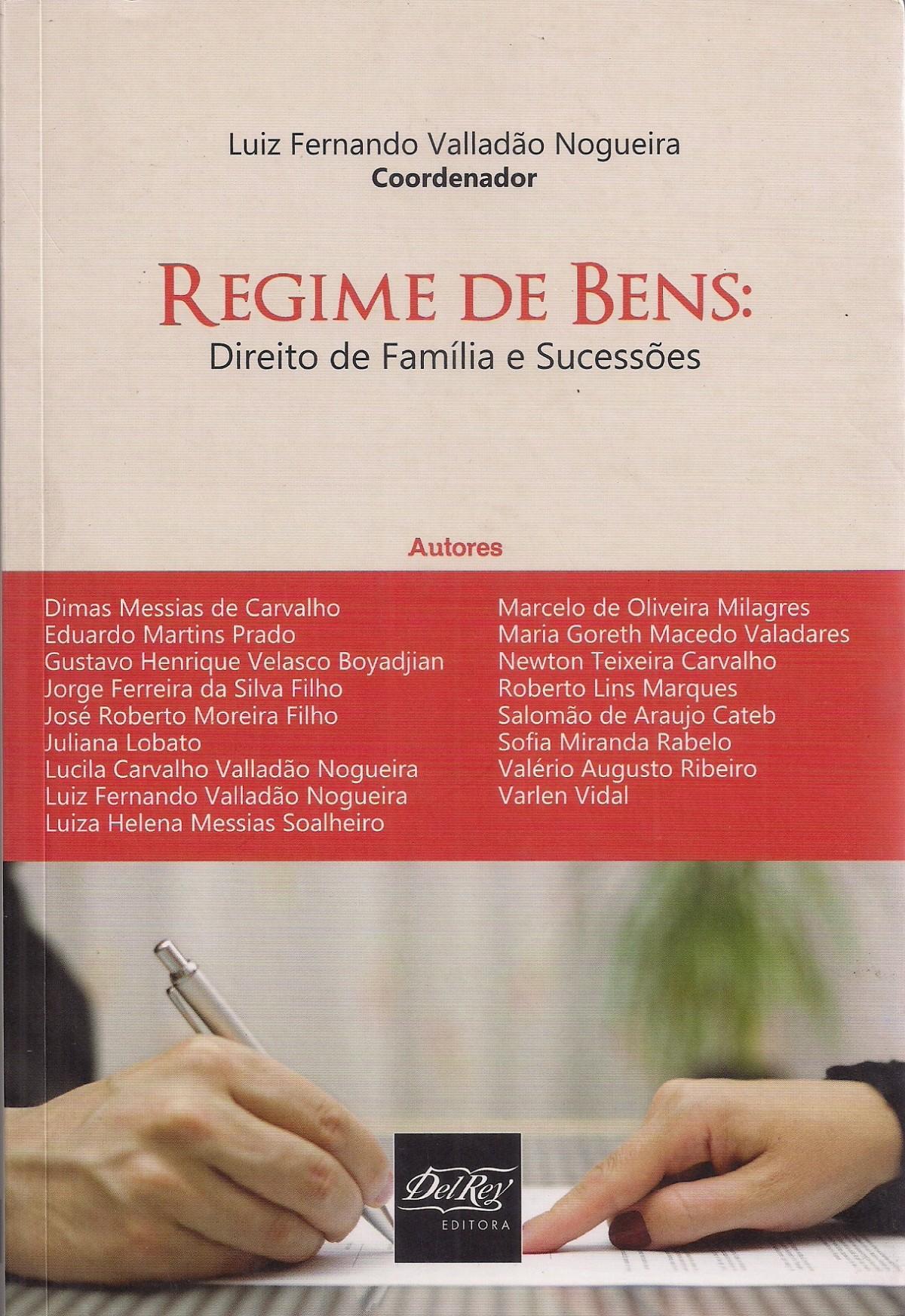 Foto 1 - Regime de Bens - Direito de Família e Sucessões