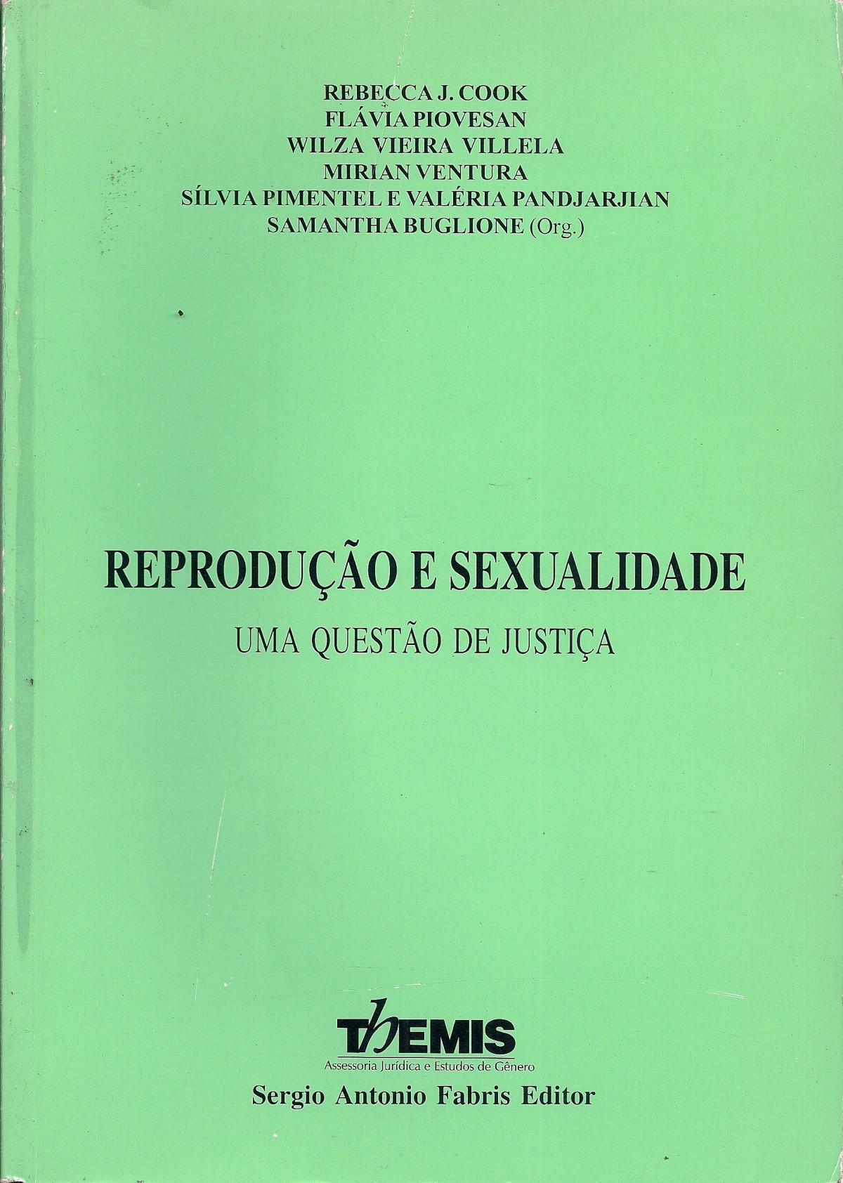 Foto 1 - Reprodução e Sexualidade: Uma Questão de Justiça