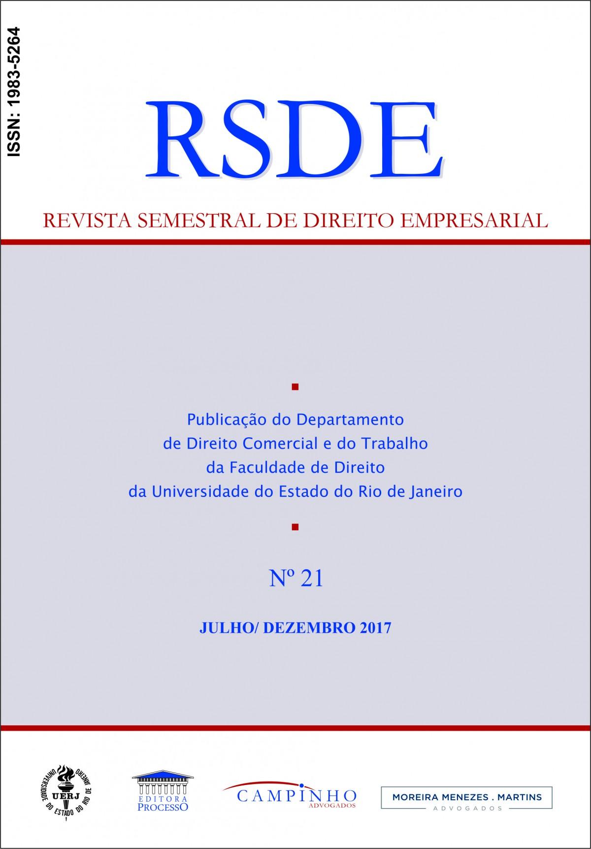 Foto 1 - RSDE Nº 21