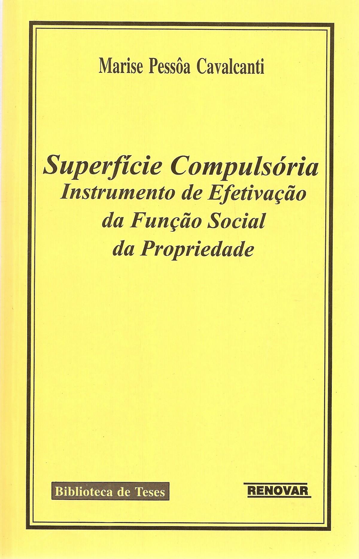 Foto 1 - Superfície Compulsória