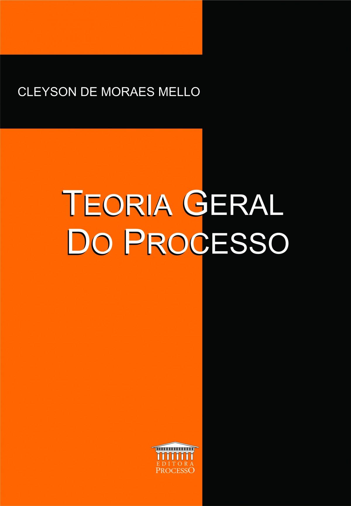 Foto 1 - Teoria Geral do Processo