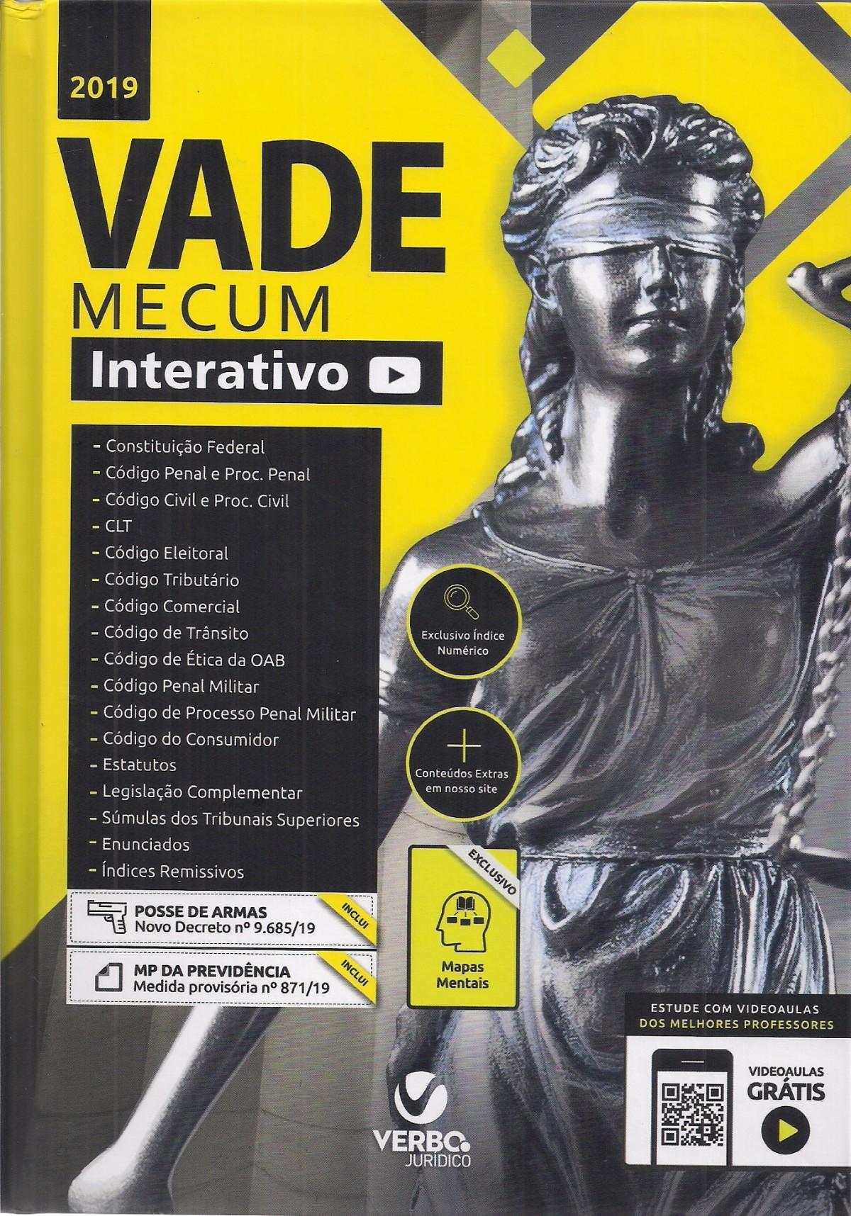 Foto 1 - Vade Mecum - Interativo