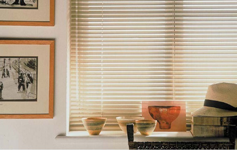Foto 1 - Persiana Horizontal Alumínio 25 mm - Coleção Lisa - Medida:1,80 x 1,80