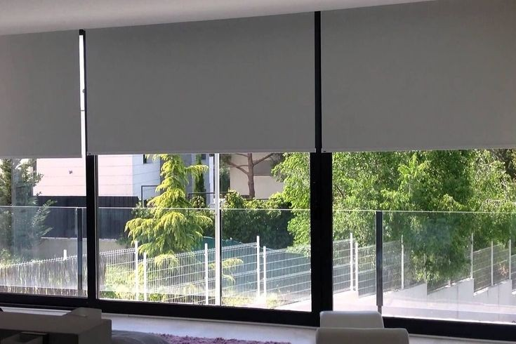 Foto2 - Cortina Rolo Blackout Pinpoint - Medida: 1,80 x 1,80