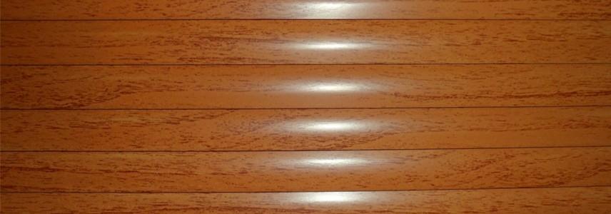 Foto3 - Persiana Horizontal Alumínio 25mm - Coleção Madeira - Medida:1,80 x 1,80