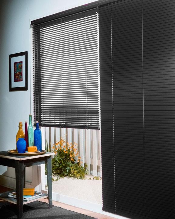 Foto4 - Persiana Horizontal Alumínio 25 mm - Coleção Cores - Medida:1,80 x 1,80