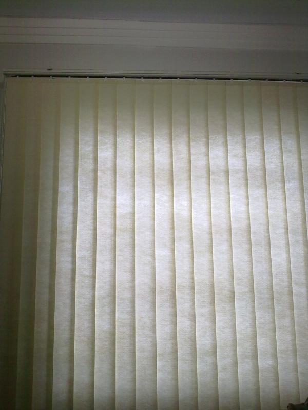 Foto6 - Persiana Vertical Classic - Medida 1,80 x 1,80 - Com Bandô