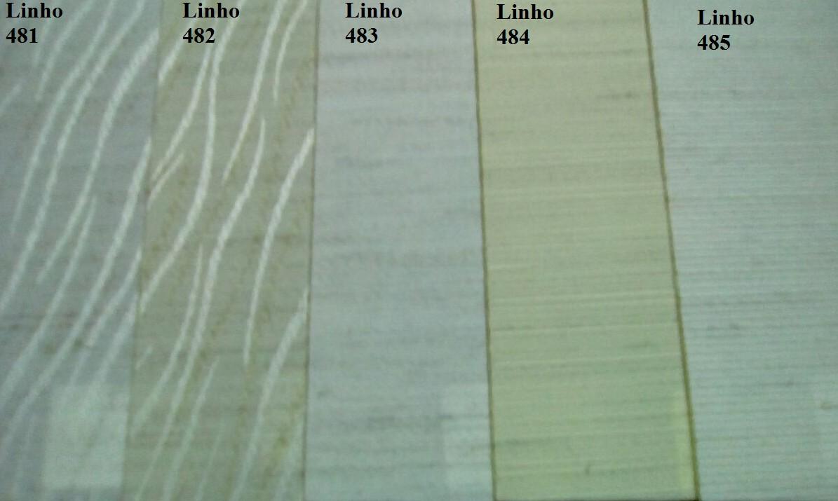 Foto8 - Persiana Vertical Natural - Medida 1,80 x 1,80 - Com Bandô